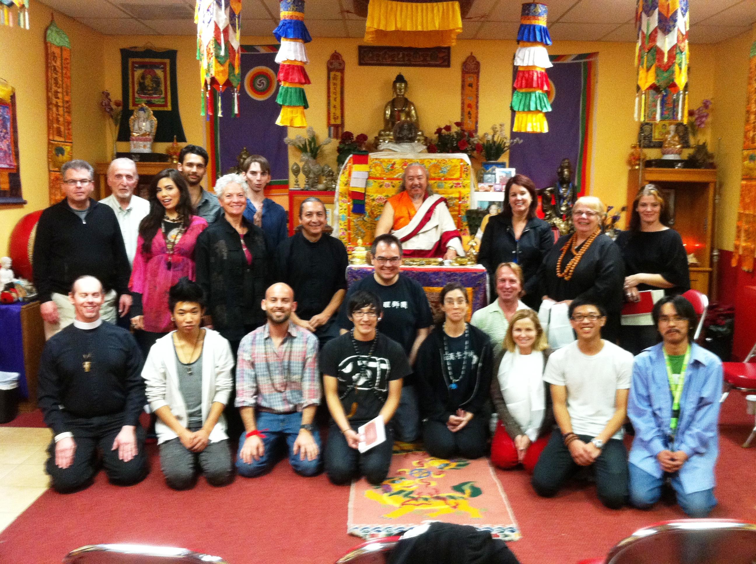 Tibetan Yoga Las Vegas 2