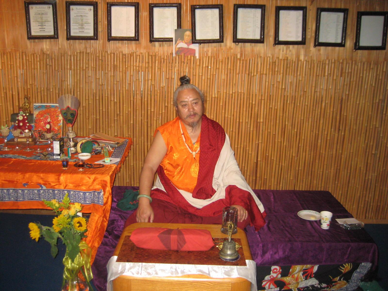 Lama jigme rinpoche empowerment