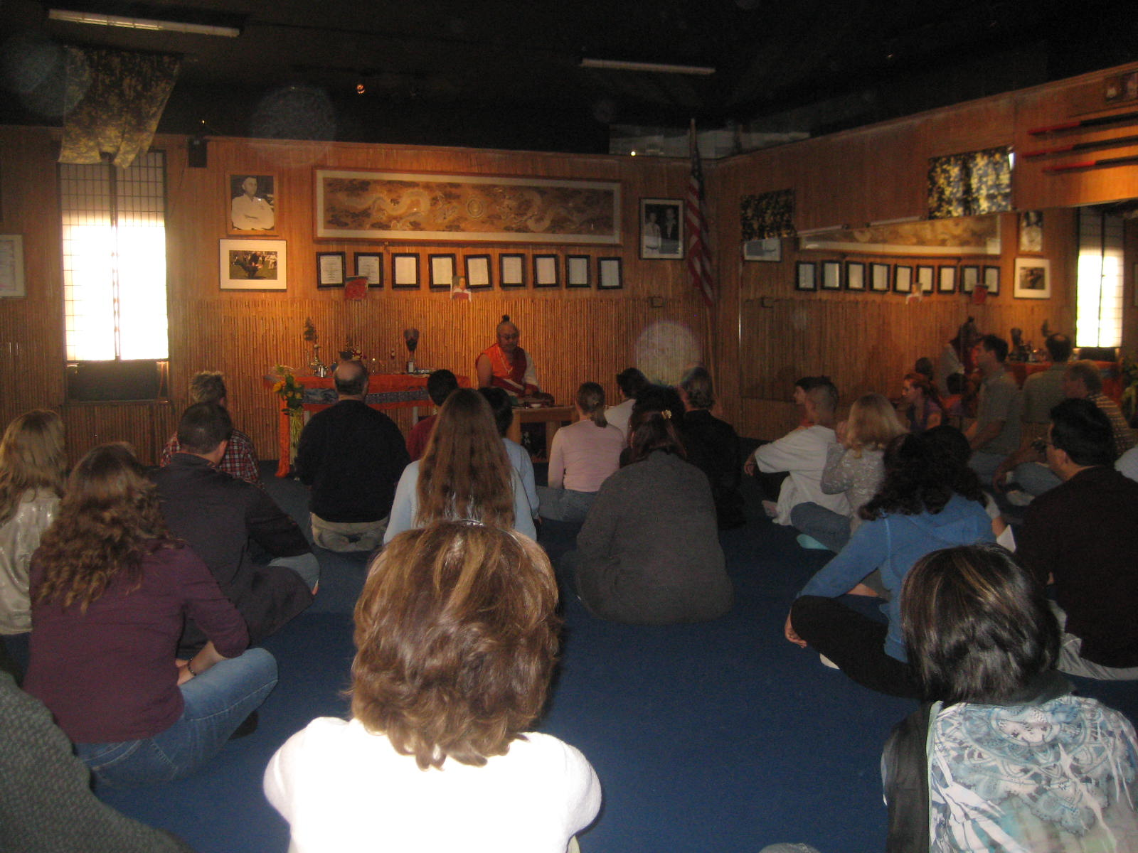 Lama Jigme rinpoche empowerment 3