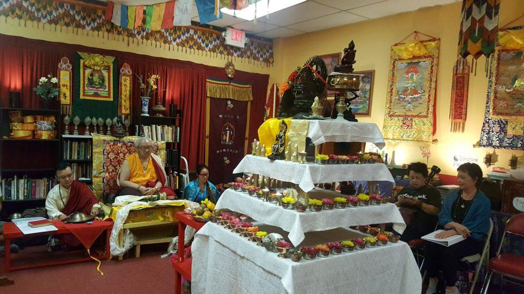 Green Tara Mandala Puja2