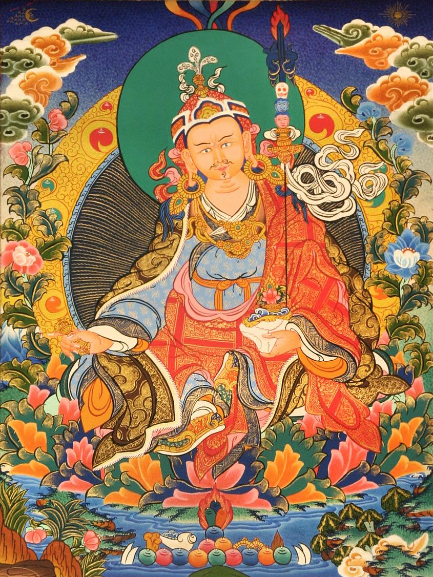 Padmasambhava Buddha