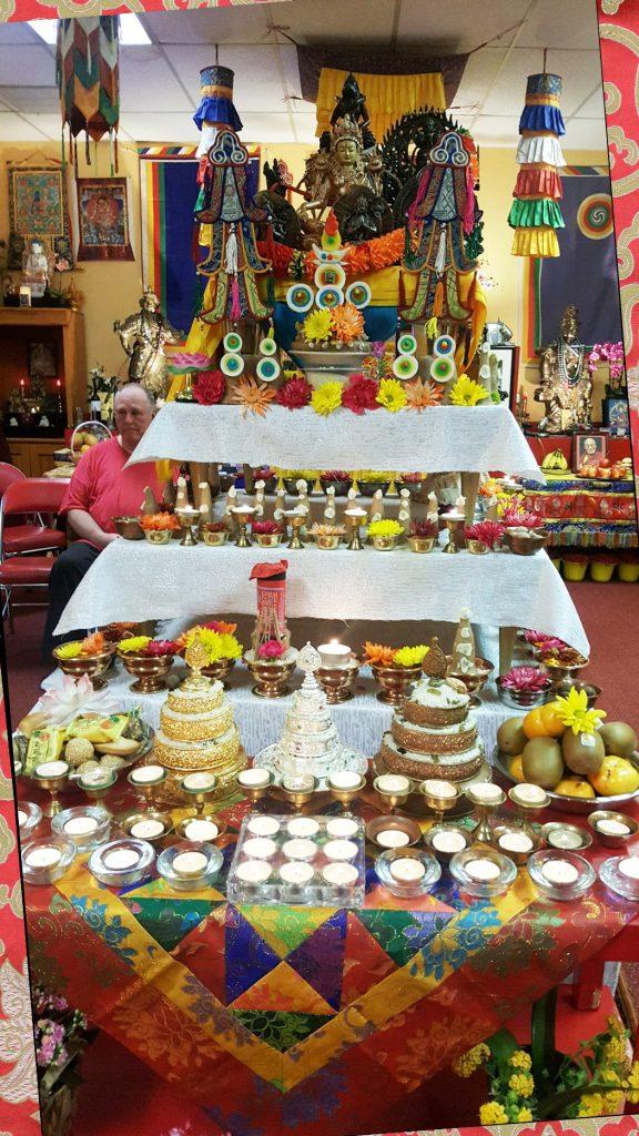 Green Tara Mandala Puja5