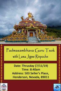padmasambhava guru tsok