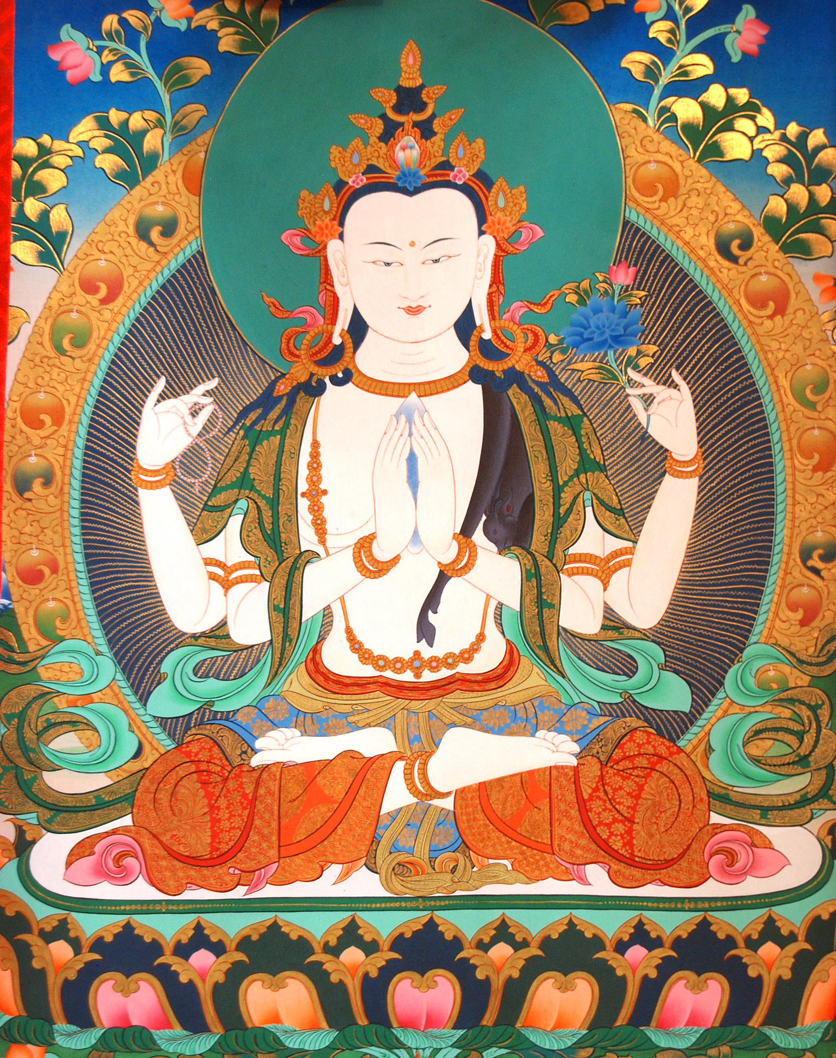 Avalokiteshvara v2 (1660 x 2100)
