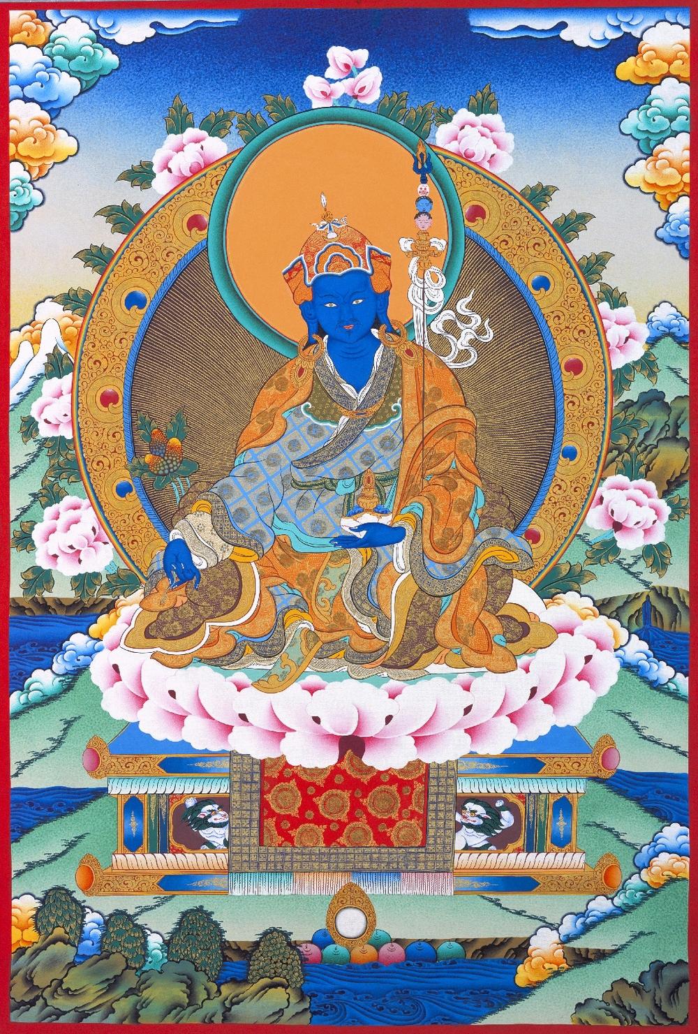 medicine buddha padmasambhava