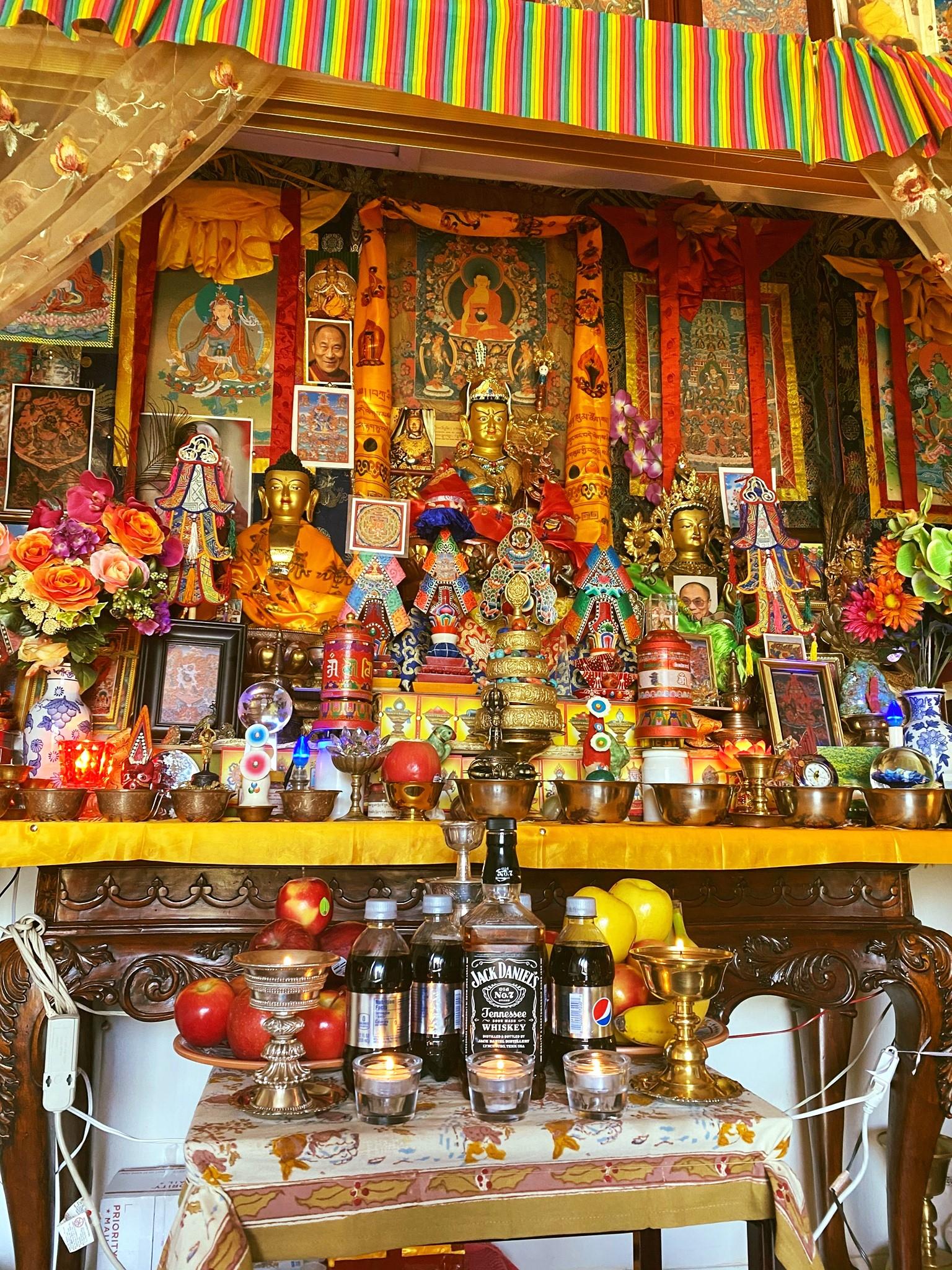 shrine room