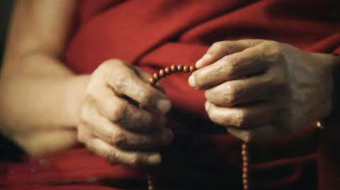dalai lama mala