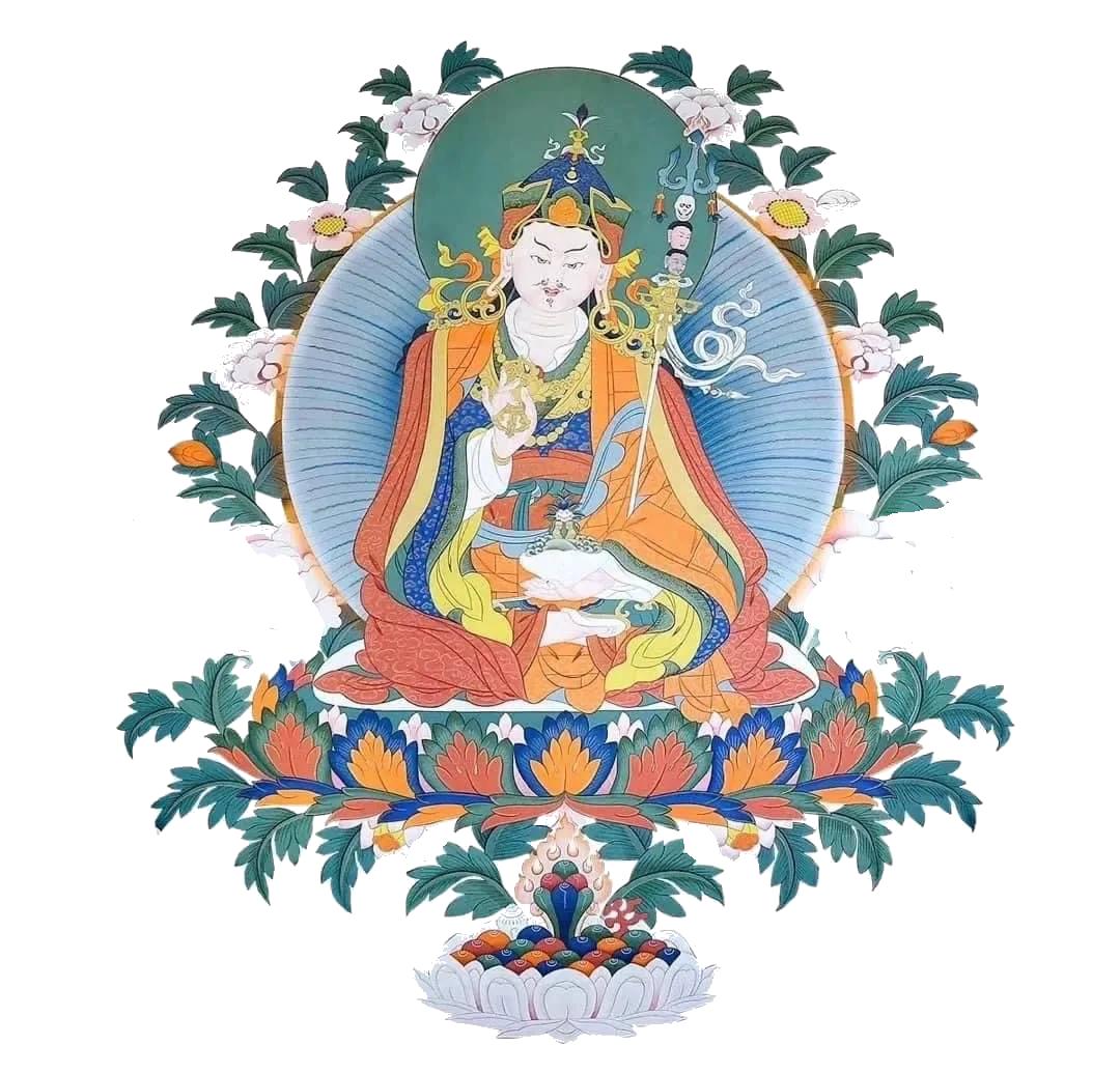 guru rinpoche hollow