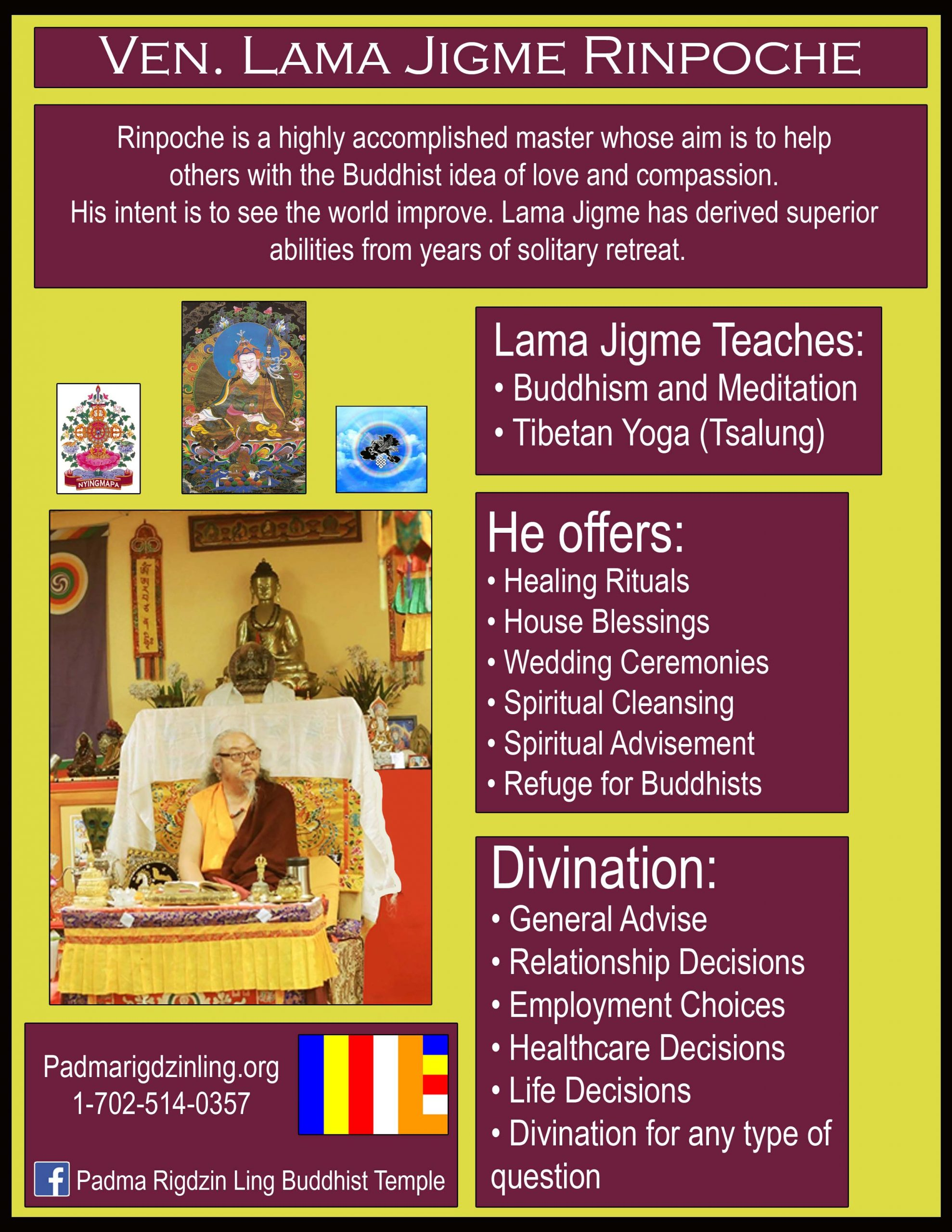 lama services