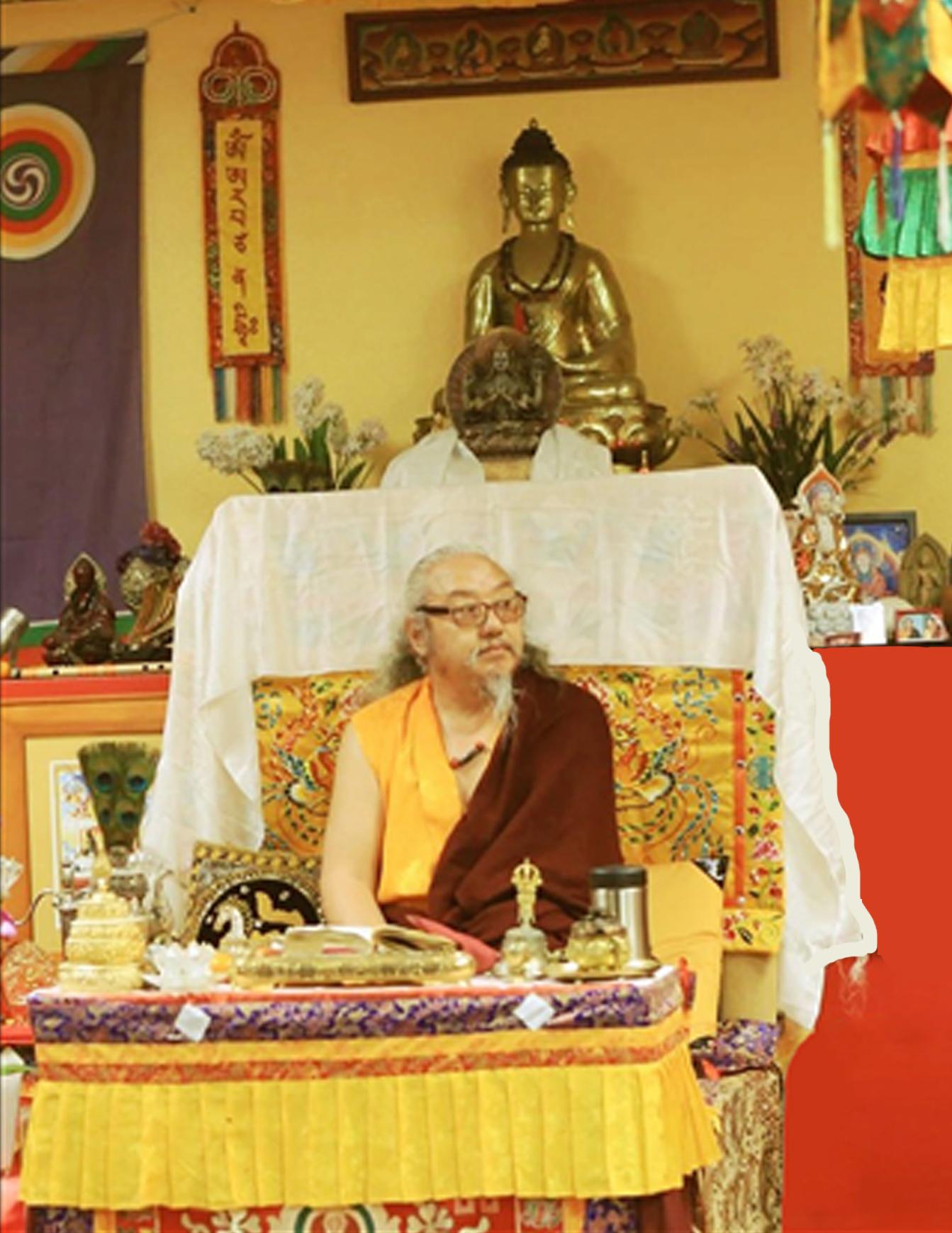 rinpoche clean